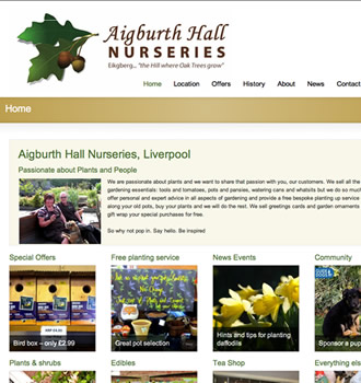 Aigburth Hall Nurseries
