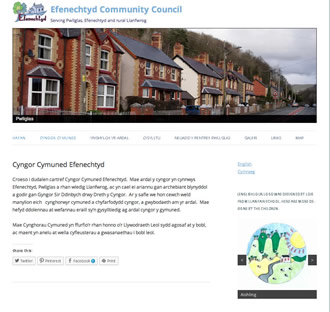 Efenechtyd Community Council