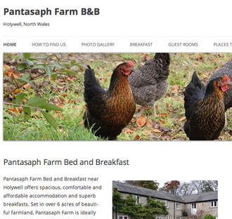 Pantasaph Farm B&B