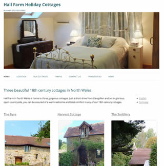 Hall Farm Holiday Cottages